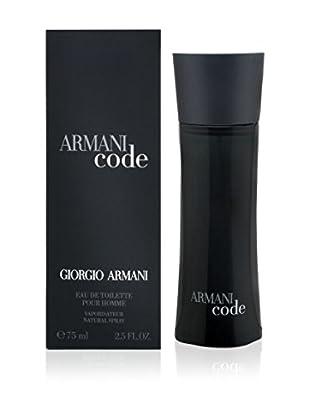 Giorgio Armani Eau de Toilette Hombre Armani Code 75 ml