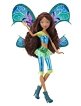 "Winx 11.5"" Deluxe Fashion Doll Believix - Aisha"