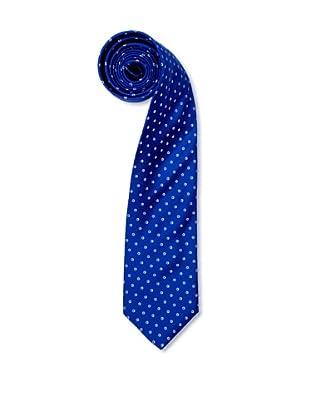 Olimpo Corbata Topos (Azul)