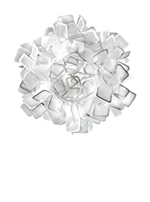 SLAMP Lámpara de Pared/Techo Clizia 53 Blanco Ø53 H 20cm