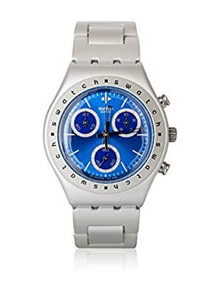 Swatch Quarzuhr Unisex HYPNOTIC YMS1003AG 35.5 mm