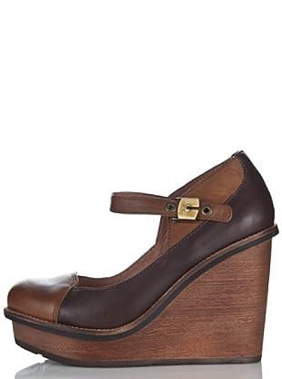 Scholl Zapatos Ainah (Marrón)