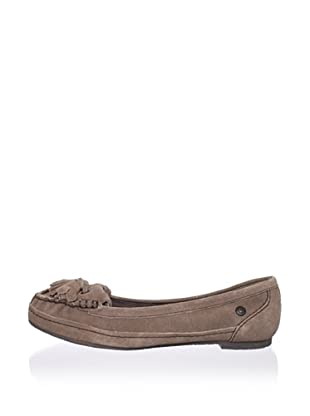 Calvin Klein Jeans Women's Melody Loafer (Stone)