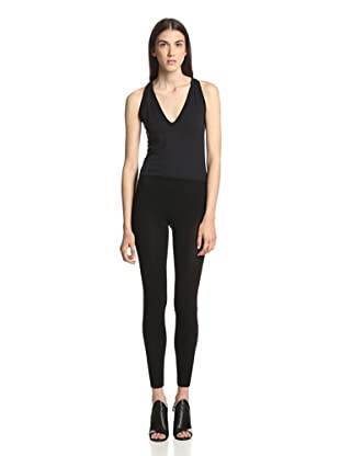 Rick Owens Lilies Women's Seamless Leggings (Black)
