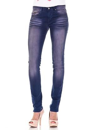 Pepe Jeans London Jeans Tie-dye (Violett)