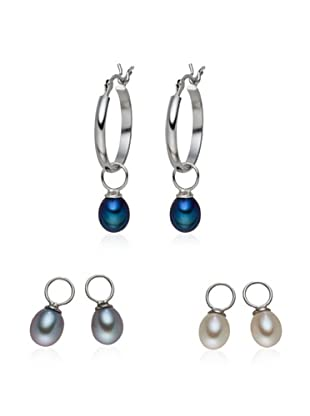 Yamato Pearls Ohrring-Set
