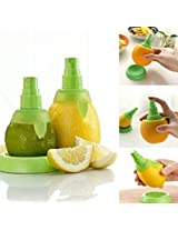 MagnusDeal®Citrus Juice Spary Lemon Sprayer, Juicer Spray Fruit Mist for Extractor Set Lemon Lime Kitchen Tool