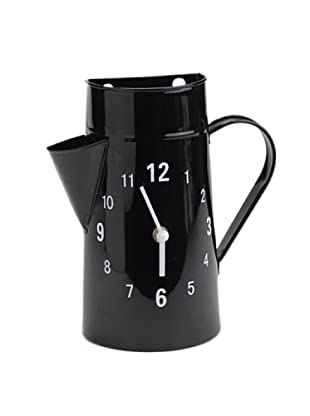 Amadeus Reloj Regadera Negra