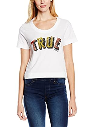 True Religion Camiseta Manga Corta True Sequin