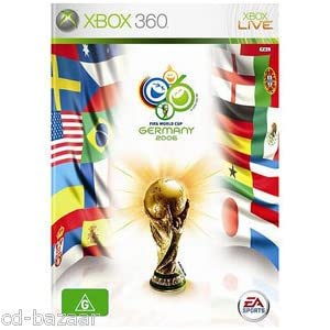 FIFA 06 World Cup 2006 - Live Game (Xbox 360) (PAL)