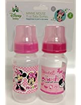 Minnie Mouse 2-Pack, 11oz Baby Bottles
