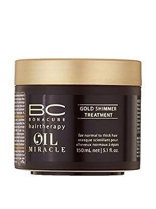 SCHWARZKOPF Haarkur Bonacure Oil Miracle Gold Shimmer 150 ml, Preis/100 ml: 7.3 EUR
