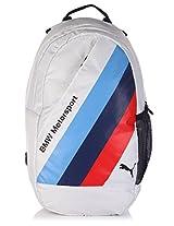 White Backpack Puma
