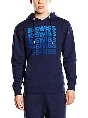 K-Swiss Kapuzensweatshirt K Spell Out