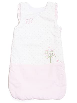 Laura Ashley Sacco Neonato Esme (Rosa)