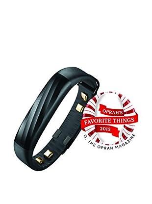 Jawbone UP3 Fitness Tracker, Black Twist