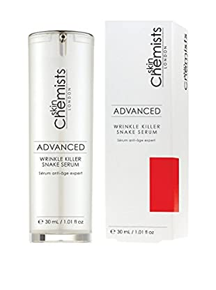 SKINCHEMISTS Anti-Age Serum Advanced Wrinkle Killer Snake 30.0 ml, Preis/100 ml: 83.3 EUR