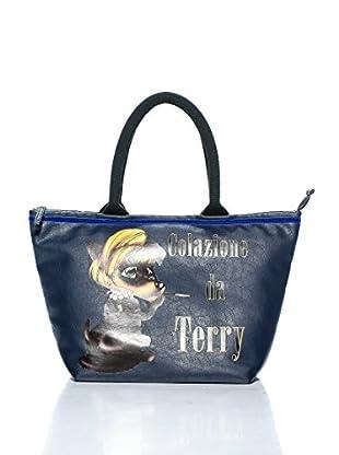 Gianmarco Venturi Bolso Terry (Azul)