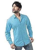 Redox Slim Fit Shirt [5007-2-06_Arctic Blue_XXL]