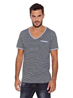 Paul Stragas Camiseta Ilan (Gris / Negro)