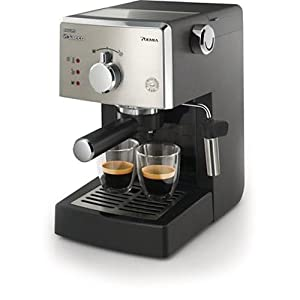 Philips Saeco Poemia HD8325 1-Litre Manual Espresso Machine
