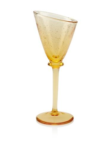 Tivoli Goblet (Amber)