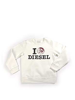 Diesel Junior Sweatshirt (Creme)