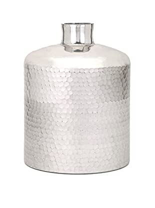 Naleigh Large Glass Jug, Silver