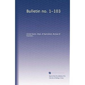 【クリックでお店のこの商品のページへ】Bulletin no. 1-103 (Vol.22) [ペーパーバック]