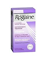 Women S Rogaine Hair Regrowth Treatment Unscented 1 Month Supply