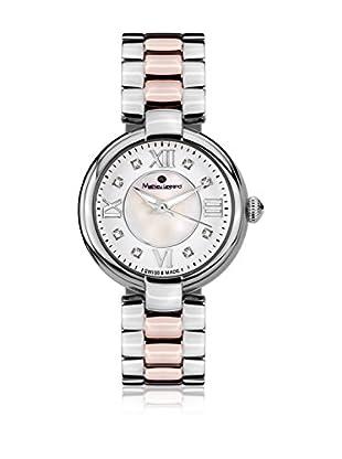 Mathieu Legrand Reloj con movimiento cuarzo suizo Woman Plateado / Dorado 28 mm