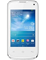 Rage 35 GN Android OS, v4.4.2 (KitKat),1.2 GhZ Dual core,3.2 MP Camera(White)