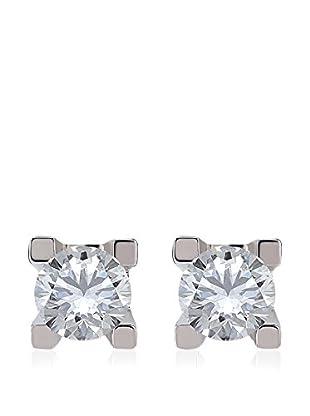 Divas Diamond Pendientes Diamond Solitaire