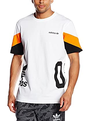 adidas T-Shirt Color Block T-S