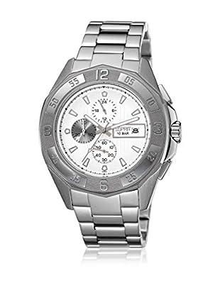 Esprit Reloj de cuarzo Man Silver Legacy 46 mm