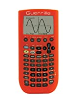 Guerrilla Silicone Case for Texas Instruments TI-89 Titanium Graphing Calculator, Orange