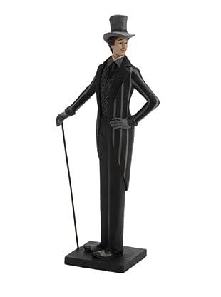 Amadeus Estatuilla Hombre Caña