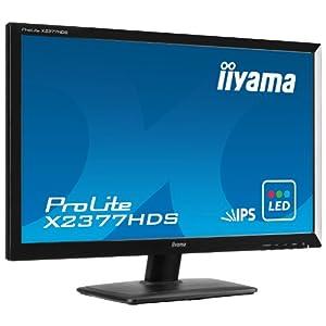 iiyama 23インチワイド液晶ディスプレイ IPSパネル