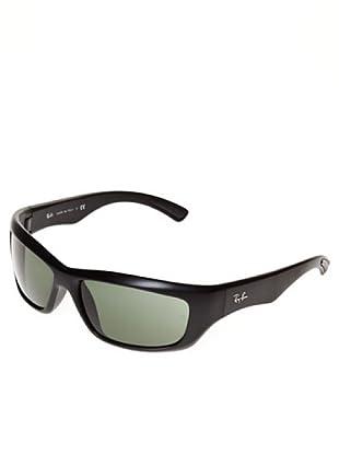 Ray Ban Sonnenbrille Carey 601S schwarz 60