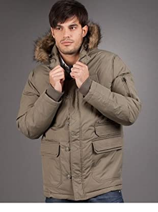 Pepe Jeans Jacke Backworth (Khaki)