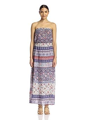 Velvet by Graham & Spencer Women's Printed Maxi Dress