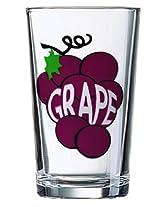 "Arc International Luminarc Conique ""Grape"" Juice Glass, 7-Ounce, Set of 6"