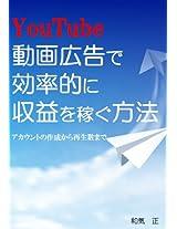 YouTube douga koukoku de kouritsutekini syuueki wo eru houhou syukusyouban