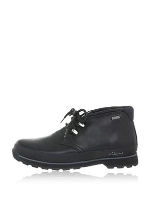 Clarks Leder Boot MurcotHype GTX (Schwarz)