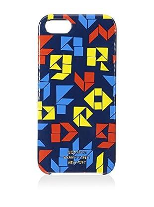 Jack Spade Men's Alpha iPhone 5 Hard Case (Navy)
