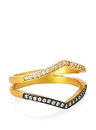 Kevia Open Splt-Shank Ring