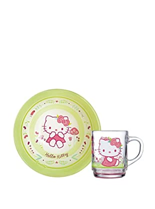 Set 3 Piezas Modelo Hello Kitty Nordic Flower