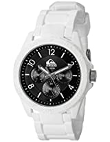 Quiksilver Analog Black Dial Men's Watch - QS-1016-BKWT