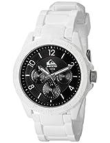 Quiksilver Analog Black Dial Men's Watch - QS-1016-BKWT