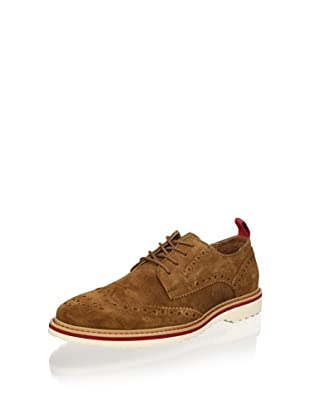Kenneth Cole Reaction Men's Never Too Hype Wing Tip Oxford